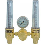 DFM Dual Flowmeter Regulators, VICTOR 0781-1153