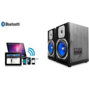 Technical Pro Powered Bluetooth USB Studio Monitors, MB6000