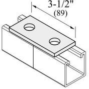 """Versabar 2 Hole Flat Plate, 1-5/8"""" X 3-1/2"""" - Pkg Qty 50"""