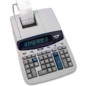 "Victor® 12-Digit Calculator, 15606, 2 Color Printing, 8-3/4"" X 12-1/2"" X 2-3/4"", Grey"