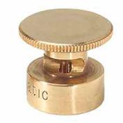 Weathermatic B12-H Brass Half-Circle Sprinkler Nozzle, 12' Radius