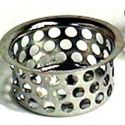 "Wal-Rich® 0528002 Ketchall Sink Strainer, 1-7/8"" Diameter - Pkg Qty 100"