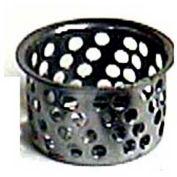 "Wal-Rich® 0528004 Ketchall Basin Strainer, 1-1/4"" Diameter - Pkg Qty 120"