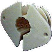 "Wal-Rich® 2380004 3/4"" PVC Pipe Insulator - Pkg Qty 250"