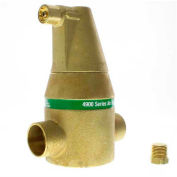 "Taco® 4900 Series Air Separator 3/4"" Sweat 49-075C-1"