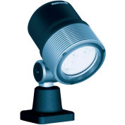 Waldmann 113185000-00680293 LED Task Light  Pivoting Head, 8.5W, 40 Degree Flood, 5000K, IP67,