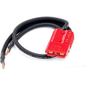 Warn® Quick Connect Power Cable 32963 - Rear of Vehicle