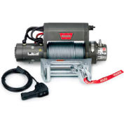 Warn® XD9000i Vehicle Recovery Winch with Mount 37441 9000 Lb. Rated Pull