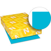 """Neenah Paper Astrobrights Colored Paper 22523, 11"""" x 17"""", Lunar Blue™, 500 Sheets/Ream"""