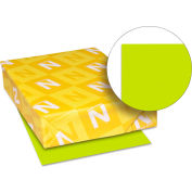 "Colored Paper - Neenah 22581 - Terra Green - 8-1/2"" x 11"" - 24 lb. - 500 Sheets"