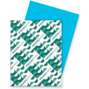 """Neenah Paper Astrobrights Card Stock Paper, 8-1/2"""" x 11"""", Lunar Blue, 250 Sheets/Pack"""