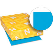 """Neenah Paper Astrobrights Card Stock Paper, 8-1/2"""" x 11"""", Celestial Blue, 250 Sheets/Pack"""