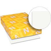 "Neenah Paper Exact Vellum Bristol Paper, 8-1/2"" x 11"", 67 lb, Vellum, White, 250 Sheets/Pack"
