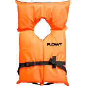 Flowt 40000-UNV AK1 Life Vest, Orange, Universal Adult