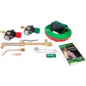 Victor® Journeyman II EDGE 2.0 Heavy Duty Acetylene Cutting/Heating/Welding Outfit CGA-510