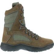 "Reebok® CM8999 Men's 8"" Tactical Boot, Sage Green, Size 8 M"