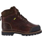 "Iron Age® IA0163 Men's 6"" Internal Met Guard Work Boot, Brown, Size 8 M"
