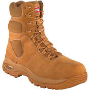 "Iron Age® IA6900 Men's Waterproof Insulated 8"" Sport Boot, Wheat, Size 10 W"