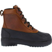 Iron Age® IA9650 Men's Molded Rubber Vamp/Waterproof Shaft Boot, Size 14 W