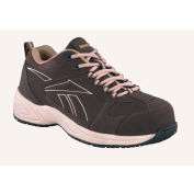 Reebok® RB187 Women's Street Sport Jogger Oxford, Brown & Taupe, Size 11 W