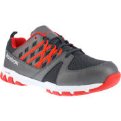 Reebok® RB4005-10.5-M Sublite Athletic Work Shoe, Steel Toe, Men's, Size 10.5