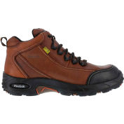 Reebok® RB4333 Men's Internal Met Guard Sport Hiker, Brown, Size 8.5 M