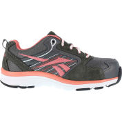 Reebok® RB451 Women's Sports Series Athletic Shoes, Gray w/ Mauve Trim, Size 8.5 W