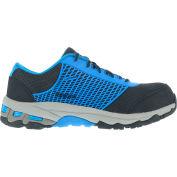 Reebok® RB4620 Men's Heckler Black and Electric Blue Sport Oxford, Blue/Black, Size 6 W
