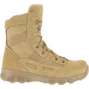 "Reebok® RB8280 Men's 8"" UltraLite Performance Boot, Desert Tan, Size 6.5 M"