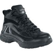 "Reebok® RB8400 Men's 4"" Work Boot, Black, Size 3.5 M"