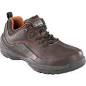 Rockport® RK6100 Men's Urban Expedition Water Resistant Moc Toe Oxford, Brown, Size 8.5 M