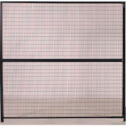 WireCrafters® 840 Style, Woven Wire Panels 2'W x 8'H