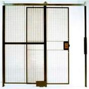 WireCrafters®  RapidWire#8482; Slide Door, 6'W x 10'H