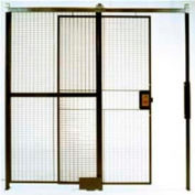 WireCrafters®  RapidWire#8482; Slide Door, 8'W x 10'H