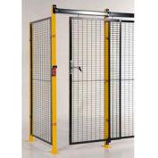 """WireCrafters® RapidGuard™ Slide Door, 3'W x 6' 6""""H"""