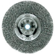Trulock&Trade; Narrow-Face Crimped Wire Wheels, Weiler 01145 - Pkg Qty 2
