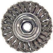 Dualife® Standard Twist Knot Wire Wheels, WEILER 13106