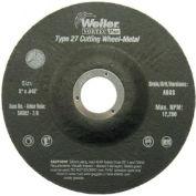 Vortec Pro™ Type 27 Thin Cutting Wheels, WEILER 56392