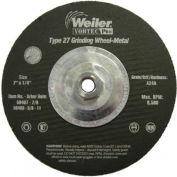 Vortec Pro™ Type 27 Grinding Wheels, WEILER 56468