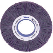 Nylox® Crimped-Filament Wheel Brushes, WEILER 83010