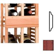 Vintner Series Finish Option, Center Seam Strip, Straight - Mahogany, Pine