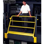 """Wildeck® Tilt Gate 42""""H x  6' 3-1/2""""W, 5357400 with Safety Alarm"""