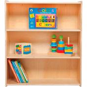 "Wood Designs™ Contender Bookshelf 33-7/8""H - Fully Assembled"
