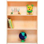 "Wood Designs™ Contender Bookshelf 42-1/8""H - Ready To Assemble"