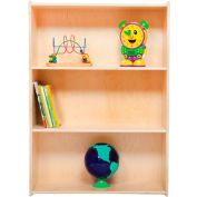 "Wood Designs™ Contender Bookshelf 42-1/8""H - Fully Assembled"