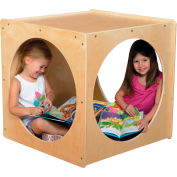 Wood Designs™ Imagination Cube - Fully Assembled