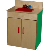 Wood Designs™ Green Apple Sink