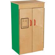 Wood Designs™ Green Apple Refrigerator