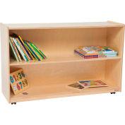 Wood Designs™ Tip-Me-Not Shelf Storage