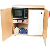 Wood Designs™ Mobile Food Cart